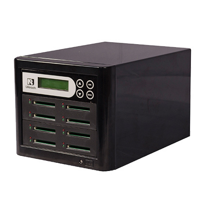 U-Reach CompactFlash Duplicator Tower 1-7 CF808T