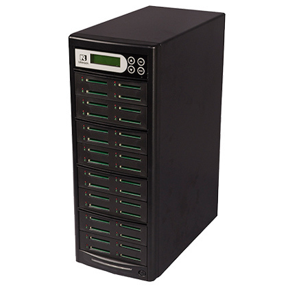 U-Reach CompactFlash Duplicator Tower 1-31 CF832T