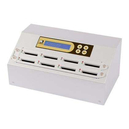 U-Reach Intelligent 9 Gold CFast duplicator eraser 1-7 CFA908G