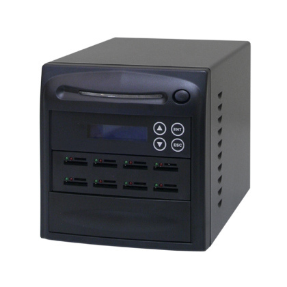 U-Reach SD/microSD duplicator tower 1-7 SD808T