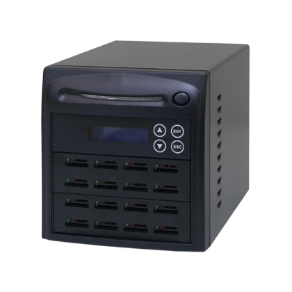 U-Reach SD/microSD duplicator tower 1-15 SD816T