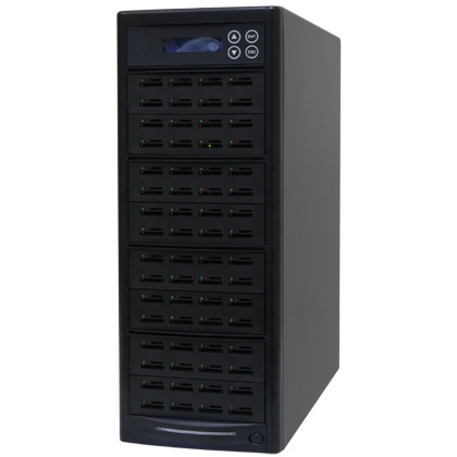 U-Reach SD/microSD duplicator tower 1-63 SD864T