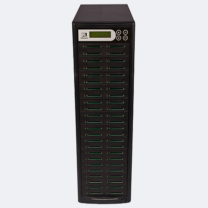 Ureach CF tower - ureach cf848t cf compactflash production system without pc connection