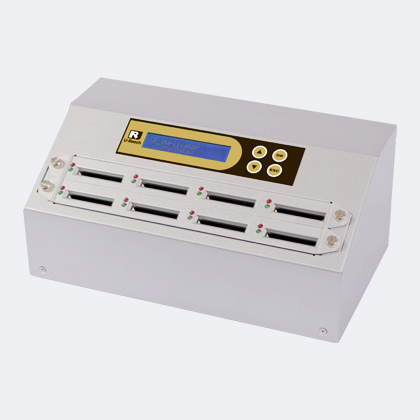 i9 CFast Gold duplicator - u-reach cfa908g intelligent 9 gold cfast duplicatie eraser systeem