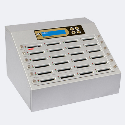 Intelligent 9 CFast Gold - ureach cfa924g pc connected cfast duplicator event log export