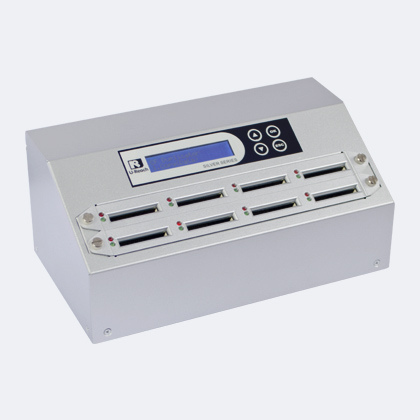 Intelligent 9 CFast Silver - u-reach cfa908s i9 silver cfast memory card duplication system