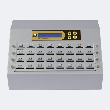 Ureach Gold SD duplicator - ureach sd932g read-only copy write protect sd micro-sd cards