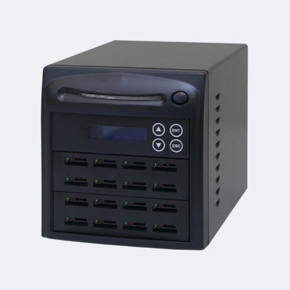 Tower SD/microSD copier - u-reach sd816t secure digital duplicatie toren kopieren zonder pc