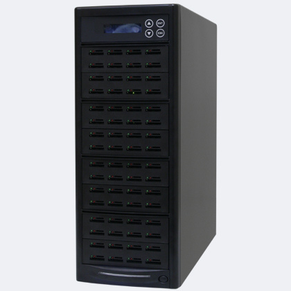 Tower SD/microSD copier - ureach sd864t sd microsd duplicator large production capacity