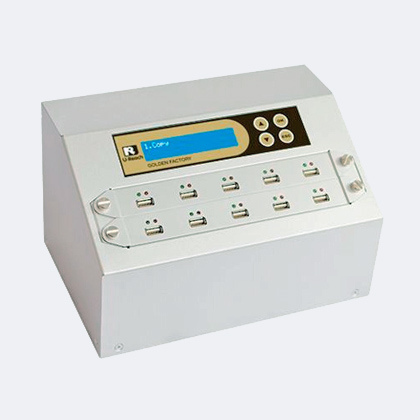 U-Reach i9 Gold - u-reach ub910g intelligent 9 gold usb duplicator data log function