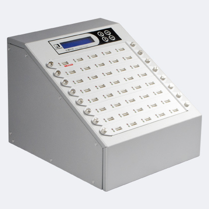 Intelligent 9 Silver - ureach ub940s intelligent 9 professional usb pen drive duplicator