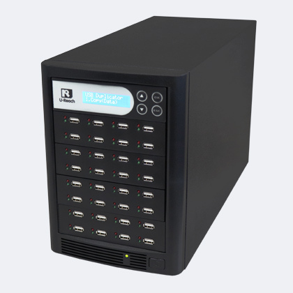 Tower USB duplicator 1-31 - ureach ub832bt copy usb pen drives yourself without computer software