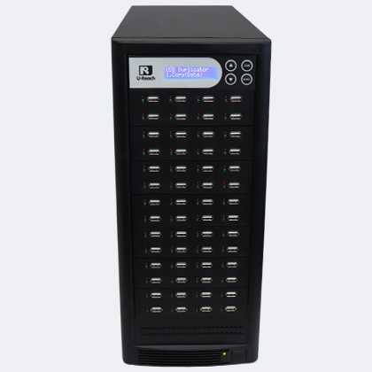 Ureach USB tower 1-55 - usb sticks kopieren duplicator usb stick externe harde schijf